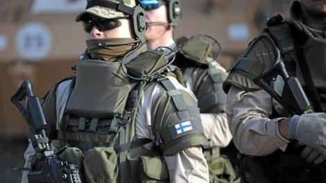 Έφοδος Φιλανδών κομάντο σε Ρωσικές μυστικές στρατιωτικές βάσεις στο νησί Sakkiluoto