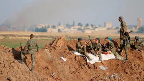 Τούρκος υπ. Άμυνας: Οι Κούρδοι μαχητές ανατολικά του Ευφράτη θα θαφτούν στα χαρακώματά τους