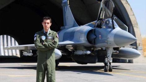 Αυτός είναι ο Έλληνας «Best Warrior» πιλότος του ΝΑΤΟ