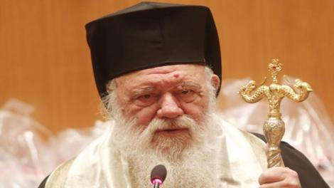 Η κοπή της Βασιλόπιτας στην Ιερά Σύνοδο και στην Αρχιεπισκοπή Αθηνών