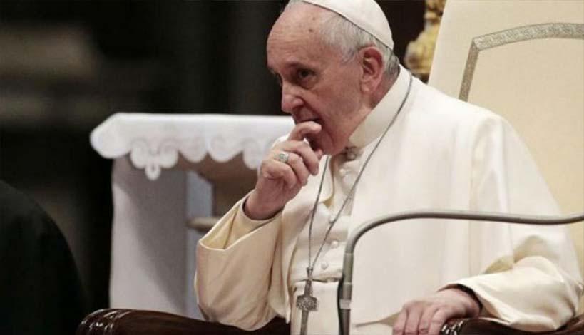 """Κορωνοϊός: """"Η συμπεριφορά μας έχει αντίκτυπο στη ζωή του άλλου"""" αναφέρει ο πάπας Φραγκίσκος"""