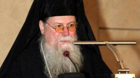 Μητροπολίτης Φιλίππων Στέφανος στον ΑΝΤ1 : Η Ιερά Σύνοδος δεν έδωσε σύσταση για τις λιτανείες