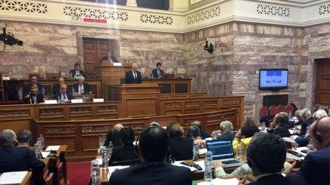 Τουρκικές απειλές από Τούρκο βουλευτή του Ερντογάν μέσα στη Βουλή των Ελλήνων
