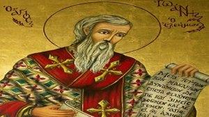 Μητροπολίτης Μόρφου Νεόφυτος: Η βεβαία πίστη του Αγίου Ιωάννου του Ελεήμονος