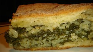 Σαρακοστιανά φαγητά : Σεφουκλωτή, μια συνταγή από την Νάξο