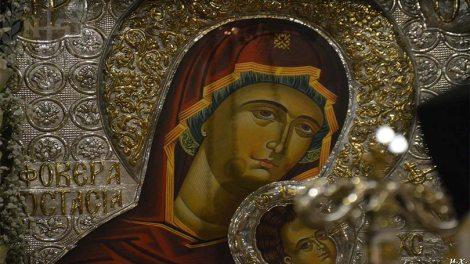 Σύναξη της Παναγίας 12 Απριλίου - Ποιες εκκλησίες και μονές εορτάζουν σήμερα