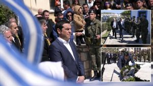 Τουρκικά μαχητικά παρενόχλησαν το ελικόπτερο του Αλέξη Τσίπρα στο Αγαθονήσι