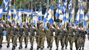 Η παρέλαση της 25ης Μαρτίου σε ζωντανή μετάδοση