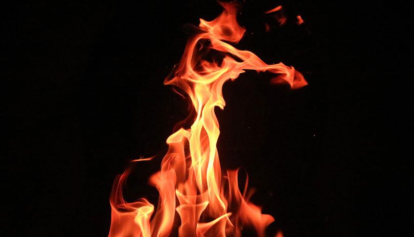 Λεμεσός: Φωτιά στην εκκλησία του Αγίου Μάμα