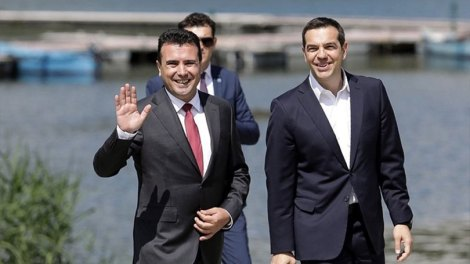 Επίσκεψη Τσίπρα στα Σκόπια με 7 συμφωνίες
