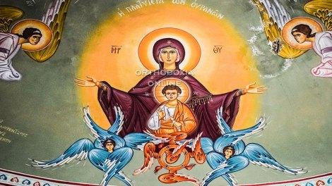 Η Παναγία έγινε η μάνα για τον καθένα ξεχωριστά - Μητροπολίτης Καστορίας Σεραφείμ
