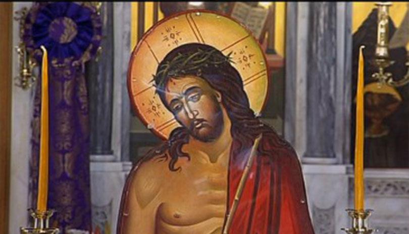 Κυριακή των Βαΐων Εσπέρας - Ακολουθία του Νυμφίου σε Ζωντανή ...