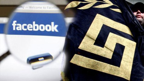 Facebook και Twitter μπλοκάρουν τη Χρυσή Αυγή