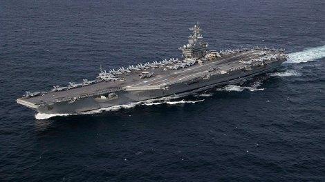 Αμερικανικό αεροπλανοφόρο στην Ανατολική Μεσόγειο - Η Τουρκία προκαλεί στην Κυπριακή ΑΟΖ