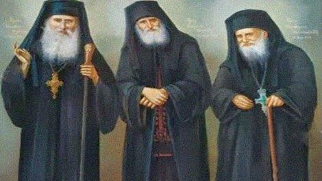 Άγιον Όρος: Οι τρεις άγιοι των ημερών μας - Αρσένιος μοναχός Σκήτη Κουτλουμουσίου