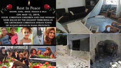 Άγρια δολοφονία Ορθόδοξων κατηχητόπουλων στην Συρία – Αφιερωμένη στην μνήμη τους η γιορτή λήξης των κατηχητικών μας