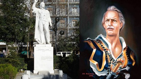 Σαν σήμερα 17 Μαΐου 1821 ξεκινά η Επανάσταση κατά των Οθωμανών στο Άγιον Όρος