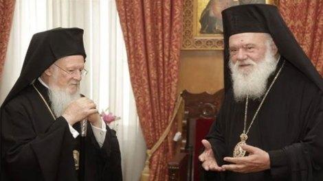 Στην Ιερά Αρχιεπισκοπή Αθηνών ο Οικουμενικός Πατριάρχης κ. Βαρθολομαίος, ΒΙΝΤΕΟ & ΦΩΤΟΓΡΑΦΙΕΣ