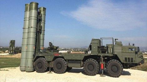 Κοντά στην Κύπρο θα εγκατασταθούν οι S-400