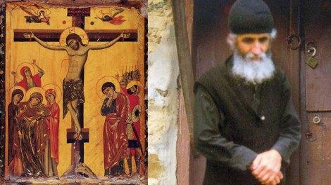 Γιατί η εικόνα του Χριστού που είχε ο Άγιος Παΐσιος ήταν φθαρμένη στα πόδια Του;