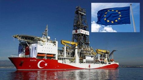"""Τουρκία : Ο Πορθητής τρύπησε στα 3.000 μέτρα - Προειδοποιητικές """"βολές"""" κατά της Τουρκίας από την Ε.Ε."""