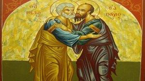 Που φυλάσσονται τα Άγια Λείψανα των Πρωτοκορυφαίων Αποστόλων Πέτρου και Παύλου