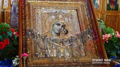 Στην Ιερά Μητρόπολη Ταμασού και Ορεινής η Παναγία Βηματάρισσα