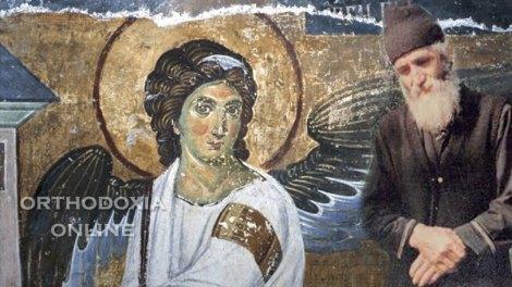 Πρέπει να προσπαθήσουμε να αποκτήσουμε φιλία με τους αγγέλους - Άγιος Παΐσιος