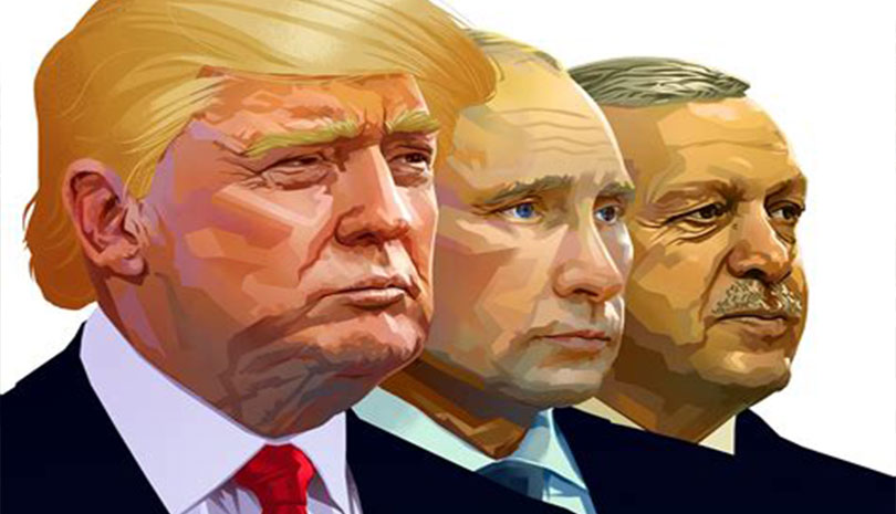 Η απροθυμία Δύσης και Ρωσίας να βάλουν όρια στην Τουρκία την αποθρασύνει