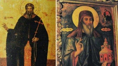 Οι αγιορείτες άγιοι που γιορτάζουν σήμερα Παρασκευή 16 Αυγούστου
