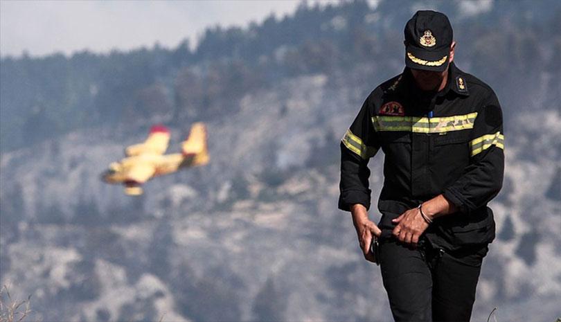 Φωτιά στην Εύβοια: Εντοπίστηκαν στοιχεία εμπρησμού