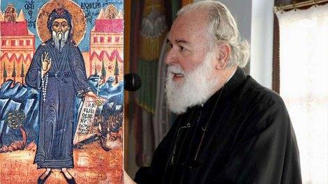 Ο Άγιος Κοσμάς ο Αιτωλός - Πρωτοπρεσβύτερος Γεώργιος Μεταλληνός