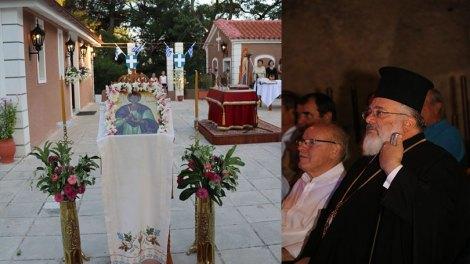 Η εορτή του Αγίου Φανουρίου στην Ι.Μ. Διδυμοτείχου Ορεστιάδος και Σουφλίου