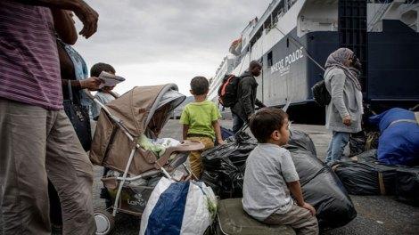 Διάβημα στην Άγκυρα για το κύμα μεταναστών - Εκτάκτως το ΚΥΣΕΑ αύριο στις 11.00 για το μεταναστευτικό