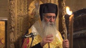 Μητροπολίτης Μόρφου Νεόφυτος: Οι ιερομάρτυρες της πίστεώς μας