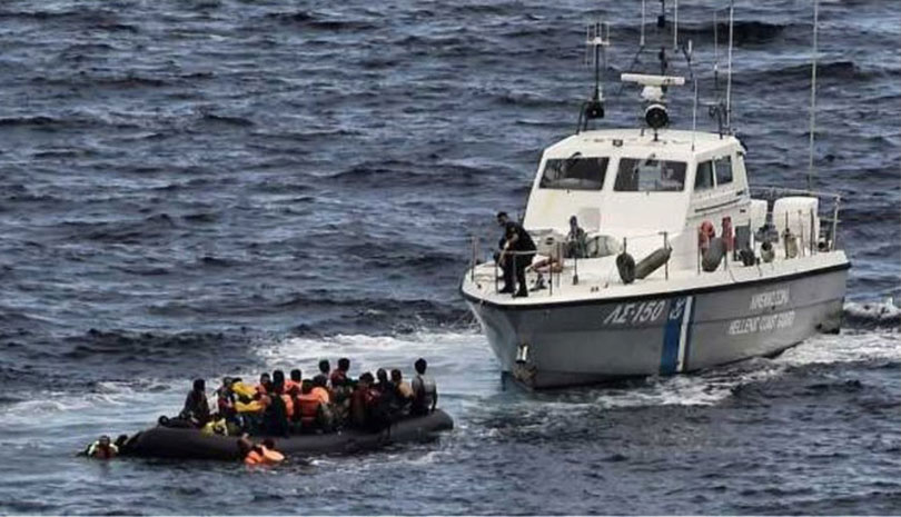 Είναι το μεταναστευτικό το υπ'αριθμόν 1 πρόβλημα της Ελλάδας;