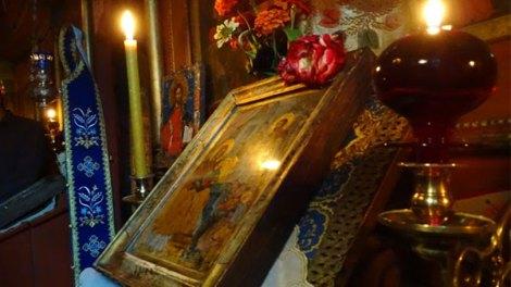 Άγιον Όρος: Το Γενέσιον της Θεοτόκου στο Ιερό Χιλιανδαρινό Κελλί Γέννησης της Θεοτόκου (Μαρουδά)