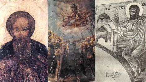 Οι αγιορείτες άγιοι που γιορτάζουν σήμερα Τρίτη 1 Οκτωβρίου