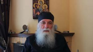 Γέροντας Νεκτάριος Μουλατσιώτης : Ο Σταυρός εξαφάνισε μάγισσα