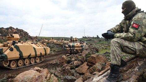 Οι πρώτες αντιδράσεις από Ε.Ε. και Ρωσία για την επερχόμενη Τουρκική εισβολή στη Συρία