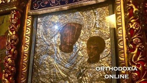 πατήρ Ανδρέας Κονάνος : Νιώσε την Παναγία