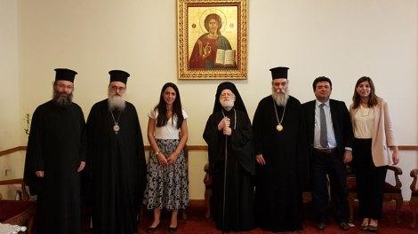 Αντιπροσωπεία της Εκκλησίας Κρήτης συναντήθηκε με την Υφυπουργό Κοινωνικών Υποθέσεων