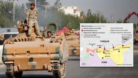 Κόσμος | Σε κουρδικά εδάφη εισήλθε ο συριακός στρατός