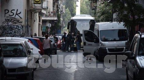 Ελλάδα | Νέα επιχείρηση της ΕΛ.ΑΣ. στα Εξάρχεια