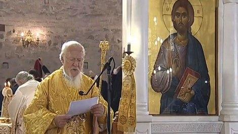 Εκκλησία | Ευχαριστίες Βαρθολομαίου σε Ιερώνυμο για το Ουκρανικό