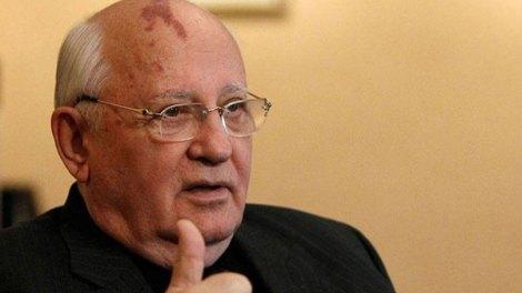 Κόσμος | Γκορμπατσόφ: Κολοσσιαίος κίνδυνος από την αντιπαράθεση Ρωσίας και Δύσης