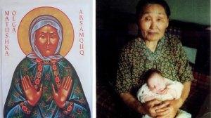 Εορτολόγιο | Αγία Όλγα της Αλάσκας, η Μαία