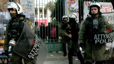 Ελλάδα | ''Φρούριο'' η Αθήνα για την πορεία του Πολυτεχνείου