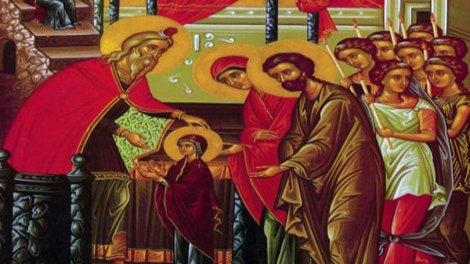 20 Νοεμβρίου | Προεόρτια Εισοδίων Υπεραγίας Θεοτόκου - Νηστεία - Απολυτίκιον