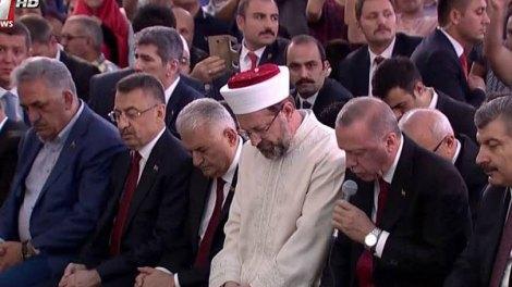 Νέες τουρκικές γεωτρήσεις στην κυπριακή ΑΟΖ με τη βοήθεια ...του Αλλάχ!